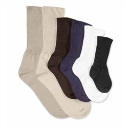 Jefferies Seamless Crew Boys Socks - 1 Pair