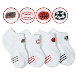 Jefferies Let's Play Boys and Girls Socks - 1 Pair