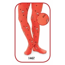 Jefferies Boo Ghost Girls Tights - 1 Tights