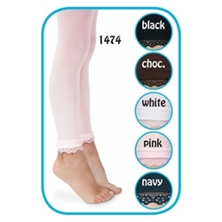 Jefferies Daisy Footloose Girls Tights - 1 Tights