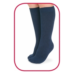 Jefferies Seamless Big Hug Girls Socks - 2 Pairs