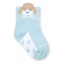 Jefferies Puppy Boys Booties - 1 Pair