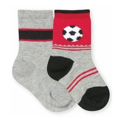 Jefferies Soccer Boys Booties - 2 Pair