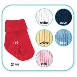 Jefferies Non Skid Triple Roll Boys and Girls Socks - 1 Pair