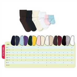 Jefferies Seamless Toe Boys and Girls Socks - 1 Pair