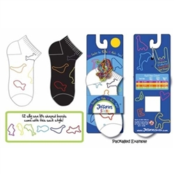 Fun Sockz Fun Sockz Sea Life Kids Socks - 1 Pair