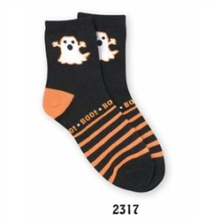Jefferies Ghostly Scares Boys Socks - 1 Pair