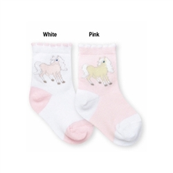 Jefferies My Pony Bootie Girls Socks - 1 Pair