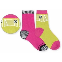 Jefferies Soccer Mad Boys Socks - 2 Pair