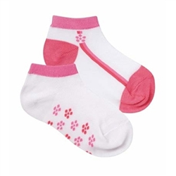 Jefferies Sport Girls Socks - 2 Pair