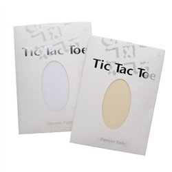 TicTacToe Opaque Girls Tights - 1 Tights