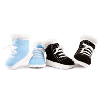 Trumpette Johnny's Baby Shoe Socks - 1 Pair