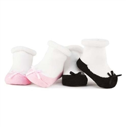 Trumpette Pixies Baby Shoe Socks - 1 Pair