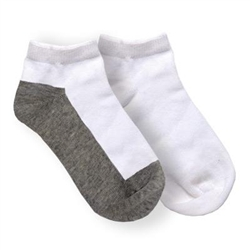 TicTacToe Short Sport Boys Socks - 3 Pair