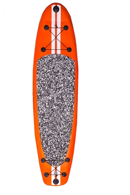 10' Inflatable SUP Package- Orange, Blue or Pink