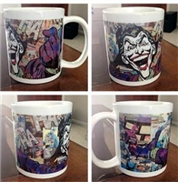 11 oz  Full Color Ceramic Mug