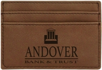 Personalized Money Clip / Card Holder