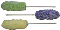 Microfiber Duster - Static Duster - Assorted Colors - Case of 50