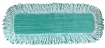 Microfiber Mop Pad - Hygiene Green With Fringe Yarn