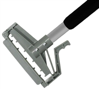 Wet Mop Handle - Quick Release - Aluminum Extension - Dozen
