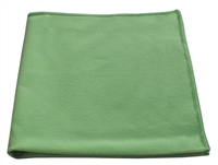 Microfiber-Cloth-Suede-16-x-16-Green