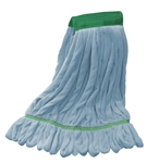 Microfiber Wet Mop - Blue Medium Wide