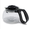Mr. Coffee® Universal Glass 4-Cup Carafe Black