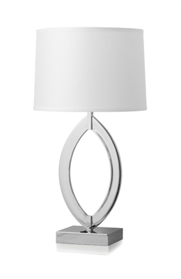 Breeze Hotel Guest Room End Table Lamp