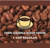 Arabica Blend Regular 1 Cup Coffee FilterPack