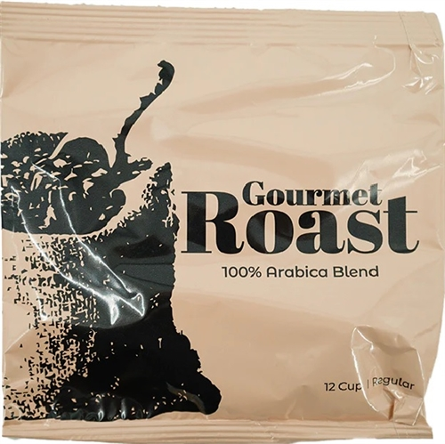 Gourmet Roast Regular 12 Cup Coffee Filter Packs
