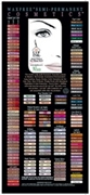 Small Color Charts (50)
