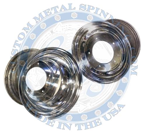 how to clean centerline aluminum wheels
