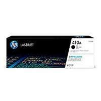 Original HP 410A Black Toner Cartridge CF410A Bstock