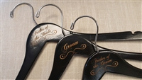 Engraved Hangers for the Guys