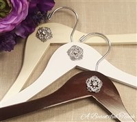 Beautiful Small Crystal Brooch Hangers