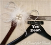 Bride and Groom Hangers - Sold Out