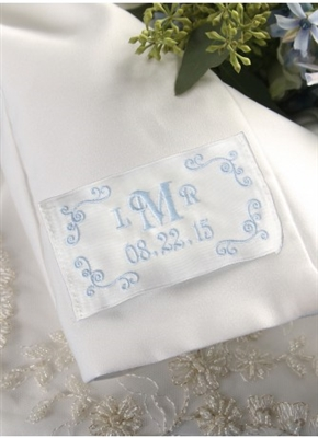 Personalized Dress Label