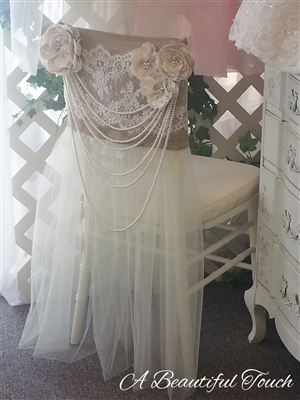 Madison Chair Cover Rental