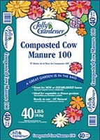 JOLLY GARDENER COMPOSTED COW MANURE 40LB