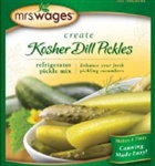 REFRIGERATOR KOSHER DILL PICKLE MIX 1.94OZ
