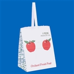 APPLE BAG 1/4 PECK CASE/500