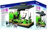 AQUEON 10 GALLON LED AQUARIUM KIT