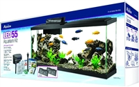 AQUEON 55 GALLON LED AQUARIUM KIT