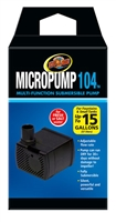 ZOOMED MP-10 MICROPUMP 104 SUBMERSIBLE PUMP