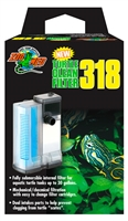 ZOOMED TC-20 TURTLE CLEAN 318 SUBMERISBLE FILTER