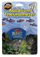 ZOOMED TH-25 DIGITAL AQUARIUM THERMOMETER
