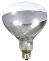 LITTLE GIANT 170031 CLEAR HEAT BULB FOR BROODER LAMP, 250W