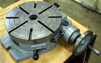 "Troyke 12"" Rotary Table"