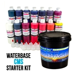 CCI Color Mixing System (CMS) Starter Kit w/ Waterbase Base