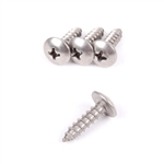 Platen Bracket Screws - Set of 4